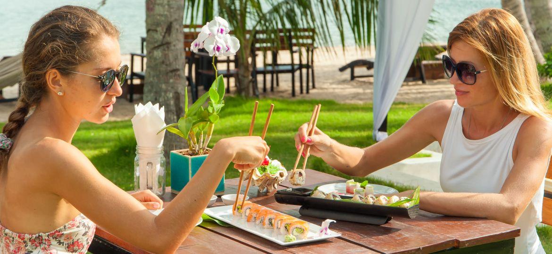 Hot Summer - Nice Sushi